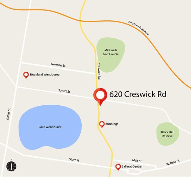 620 Creswick Road BALLARAT VIC 3350