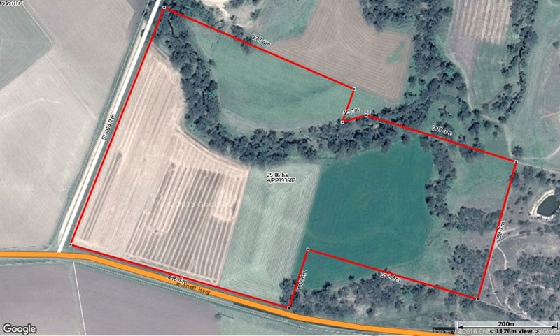 Lot 4 Biloela - Monto Road MONTO QLD 4630