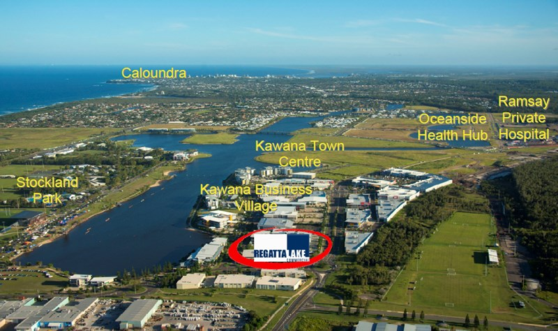 Building C - Level 2 - Lot 10/'Regatta Lake' 4-6 Innovation Parkway BIRTINYA QLD 4575