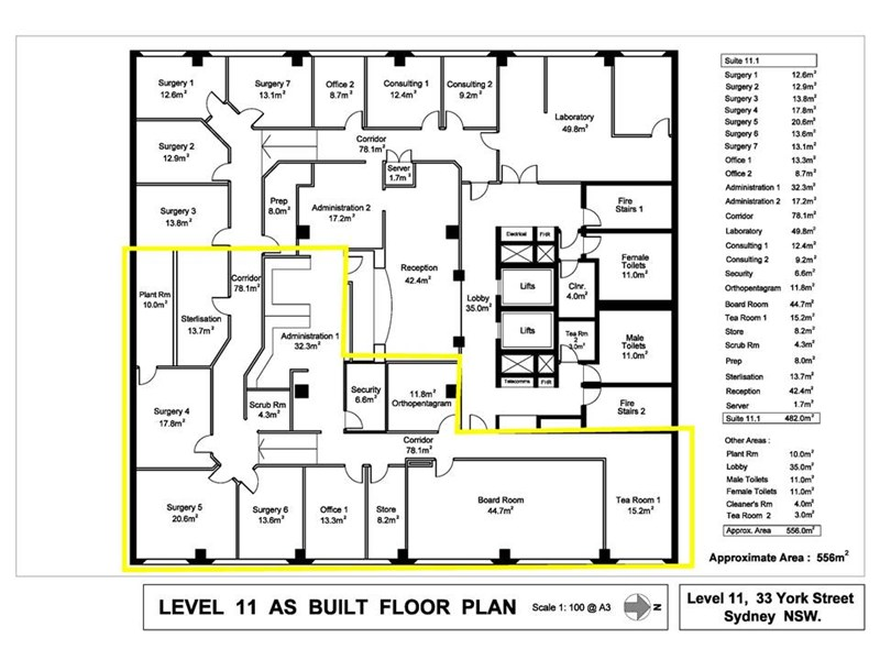 Level 11/33 York Street SYDNEY NSW 2000