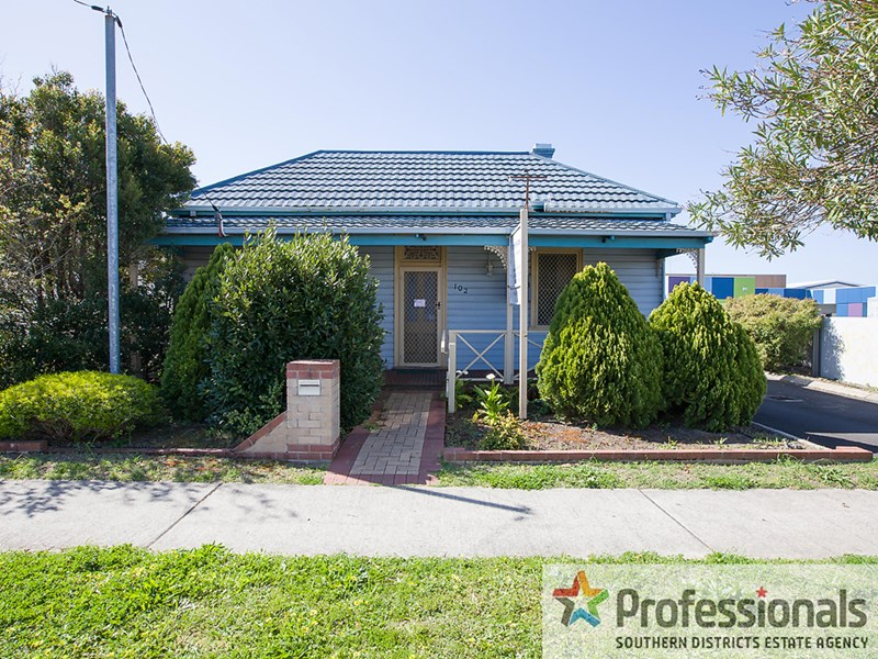102 Beach Road SOUTH BUNBURY WA 6230