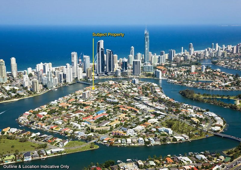 CHEVRON ISLAND QLD 4217