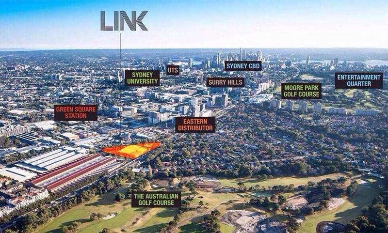 Level Grou/1-5 Link Road ZETLAND NSW 2017